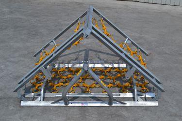 QMAC WEIDESLEEP 5.00 buis frame