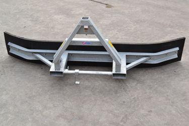 QMAC Rubberschuif 270 Accord+verstevigd