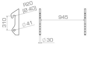 HAKENSET: ATLAS AR 65 t/m AR85