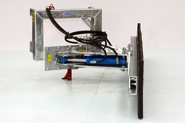 QMAC 240 HYDR MET GIANT AANSLUITING