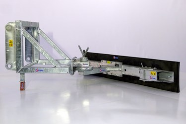 QMAC 270 MECH SCHUIN+HOEK TEREX TL80 T/M