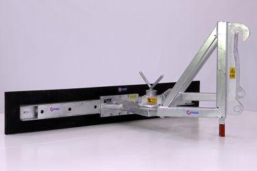 QMAC 240 MECH SCHUIN VOLVO L50-L90