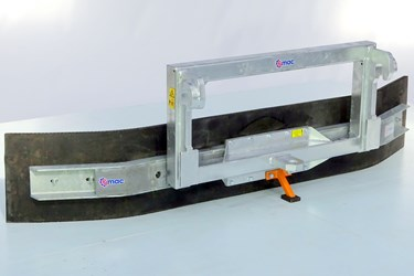 QMAC 150 SCHUIF VAST MERLO T/M 4 TON