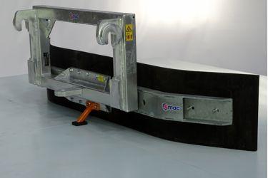 QMAC 300 SCHUIF VAST MERLO T/M 4.5T
