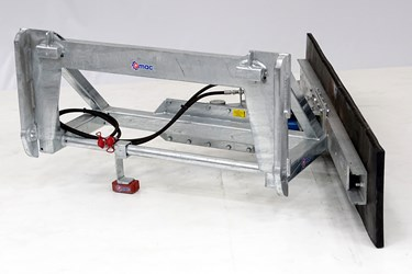QMAC 210 HYDR SCHUIN CLAAS TARGO FEM3
