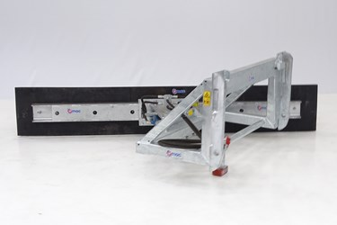 QMAC 240 HYDR SCHUIN CLAAS TARGO FEM3