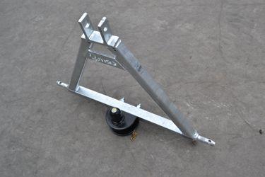 Q-Trekhaak tractor CAT1 / trekbok