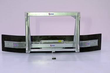 QMAC 150 SCHUIF VAST VOLVO L50-L60-L90