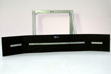 QMAC 180 SCHUIF VAST VOLVO L50-L60-L90