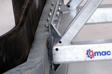 QMAC 240 SCHUIF VAST THALER KNIKLADER