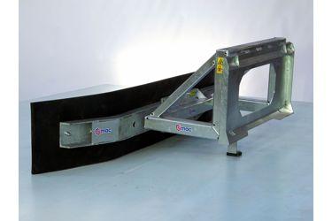 QMAC 240 SCHUIF VAST MUSTANG 406-506