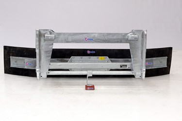 QMAC 270 SCHUIF VAST CLAAS TARGO FEM3
