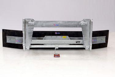 QMAC 300 SCHUIF VAST CLAAS TARGO F3
