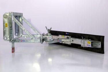 QMAC 240 MECH SCHUIN+HOEK TEREX TL80 T/M