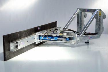 QMAC 210 HYDR SCHUIN JCB Quick-Hitch
