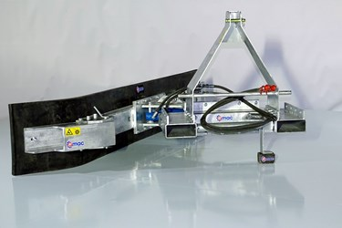 QMAC 210 HYDR SCHUIN+HOEK CAT1 + LEPELIN