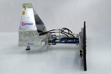 QMAC 210 HYDR SCHUIN+HOEK CAT2 + LEPELIN