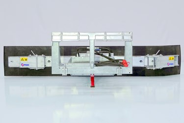 QMAC 210 HYDR SCHUIN+HOEK SCHAFFER BORD
