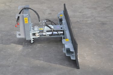 QMAC 240 HYDR+HOEK MET GIANT AANSLUITING