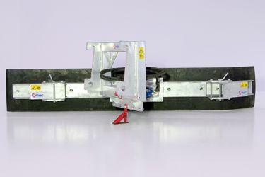 QMAC 270 HYDR+HOEK MET GIANT AANSLUITING