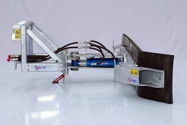 QMAC 270 HYDR SCHUIN+HOEK SCHAFFER BORD