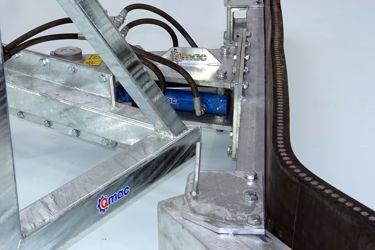 QMAC 270 HYDR SCHUIN + HOEK CLAAS SCORPI