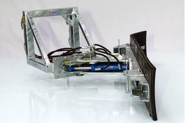 QMAC 300 HYDR SCHUIN + HOEK JCB QUICK-HI