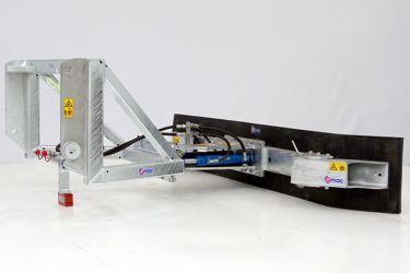QMAC 300 HYDR SCHUIN+HOEK MATBRO PIN CON
