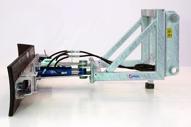 QMAC 300 HYDR SCHUIN+HOEK TEREX TL80-120