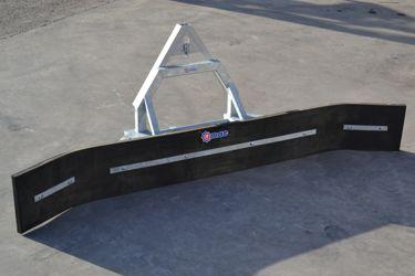 Qmac rubberschuif 320 accord+verstevigd