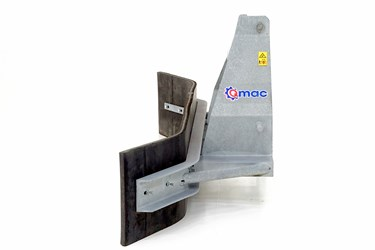 QMAC RUBBERSCHUIF 2.50 TRACTOR LEPEL STD