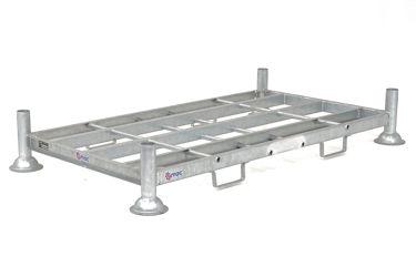 Qmac stapelframe Stapelrack 190X120