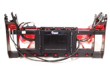 QMAC BS1900 BALEN SPLITTER