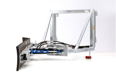 QMAC 300 HYDR SCHUIN + HOEK JCB Q-FIT