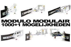 Rubberschuiven Modulo