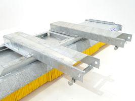 Opbouw adapters blokbezems