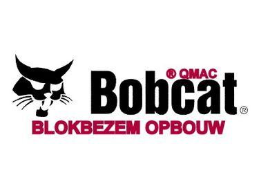 """QMAC BLOKBEZEM OPBOUW """"BOBCAT BORD"""""""