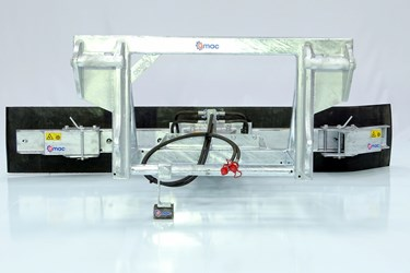QMAC 210 HYDR SCHUIN + HOEK MAILLEUX