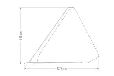 Qmac Volumebak XL 220 Standaard - 1320 L