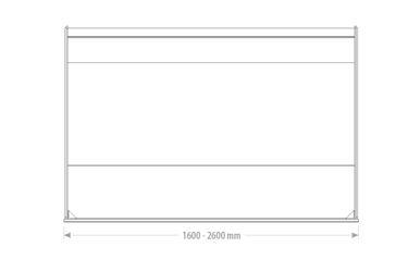 Qmac XL Grondbak 200 Volume - 1840 L