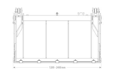 QMAC 4 IN 1 BAK 1.60M STANDAARD