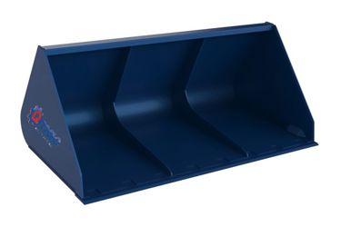 Qmac XL Grondbak 240 HD STANDAARD- 1420L
