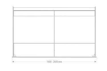 Qmac XL Grondbak 180 HD VOLUME - 1480 L