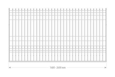 QMAC SPIJLEN/PUIN/TEGELBAK 1.80