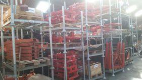 Grote voorraden bij Qmac